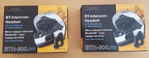 Callstel-Motorrad-Headset