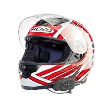 Callstel BTH-300.rm Motorrad Headset mit Intercom Funktion